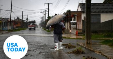 Louisiana governor holds press conference to discuss Hurricane Ida | USA TODAY