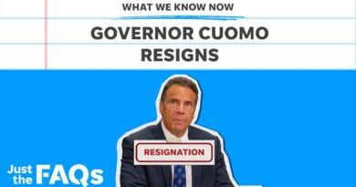 Cuomo resignation: What criminal charges he could face   Just the FAQs