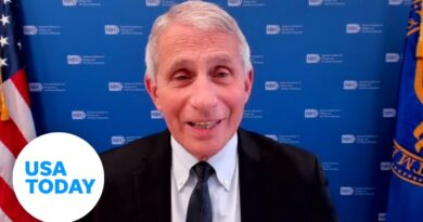 Dr. Anthony Fauci: Vaccine prevents COVID-19 from mutating | USA TODAY