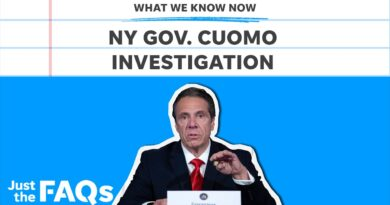 Gov. Cuomo faces possible impeachment, criminal charges: What we know   Just the FAQs
