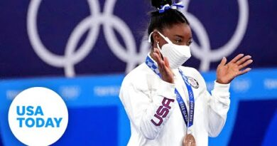 For Simone Biles' legacy, medals will be secondary to her impact on mental health | USA TODAY
